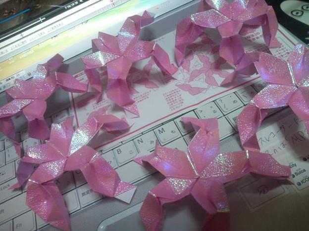 クリスマス 折り紙 折り紙会館 : photozou.jp