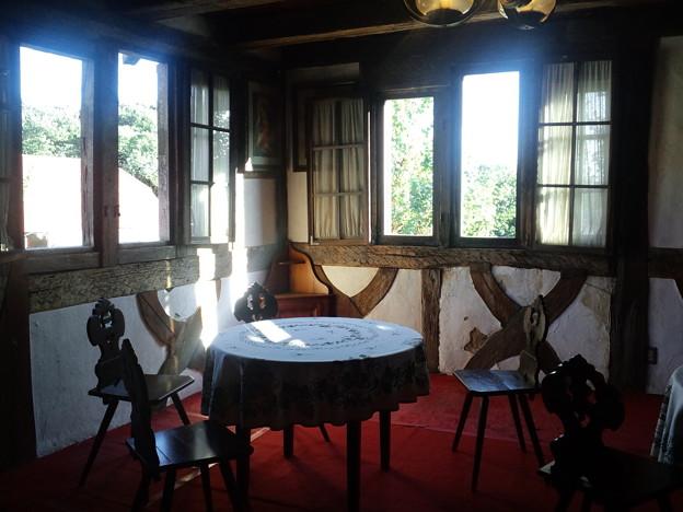 写真: 光の差し込む部屋。 ふと目...