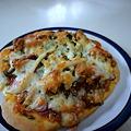 Photos: 完成したピザ