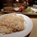 玄米ライス ( ワン・プレート ランチ )