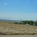 アルゼンチン→チリ国境越えバスの車窓から