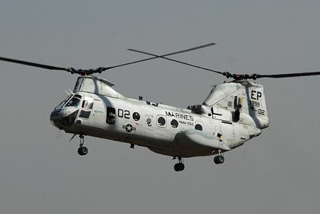 CH-46E HMM-265 DRAGONS