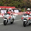 Photos: 京都府警年頭視閲式