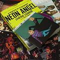 ランナウェイズ、シェリー・カーリー、ネオンエンジェル  RUNAWAYS   NEON ANGEL              CHERIE CURRIE  CHERIE&MARIE CURRIE