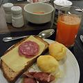 Photos: イグアスの朝食