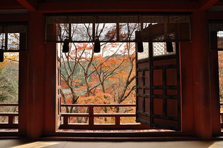 談山神社の紅葉-6