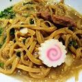 写真: 下妻市 Dragon Noodle's「ドラニボ」スープ割後