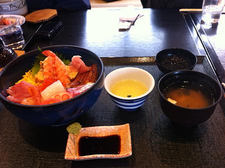 キラメッセ室戸 海鮮丼