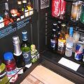 Wynn Guest Room Refrigerator 10-3-2011