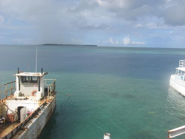 写真: ココス島へ行きます