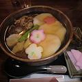 Photos: Hittumi Jiru, Soba and Senbei Soup
