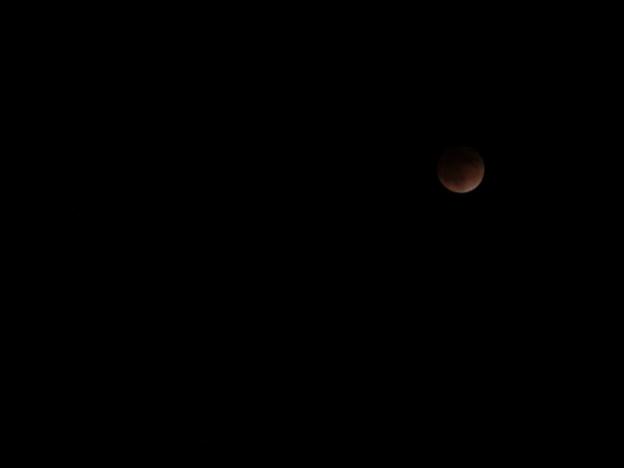 Photos: 皆既月食の折り返し☆